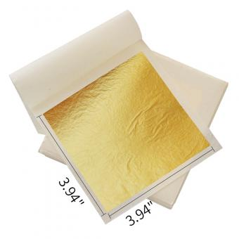 Edible FDA Gold Leaf Sheets